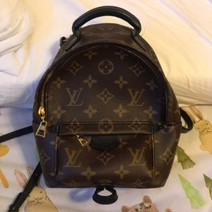 Handbags - Palm Springs Backpack Louis Vuitton